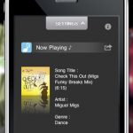 Twitter系iPhoneアプリ「TwitMusic」をリリースいたしました