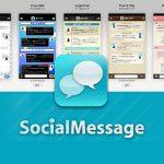 SNSのメッセージならおまかせのiPhone/iPod touchアプリ「SocialMessage」開発のお手伝いをしました
