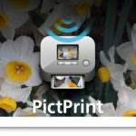 WiFi経由でプリンターと接続して画像をプリントするAndroidアプリ「PictPrint」