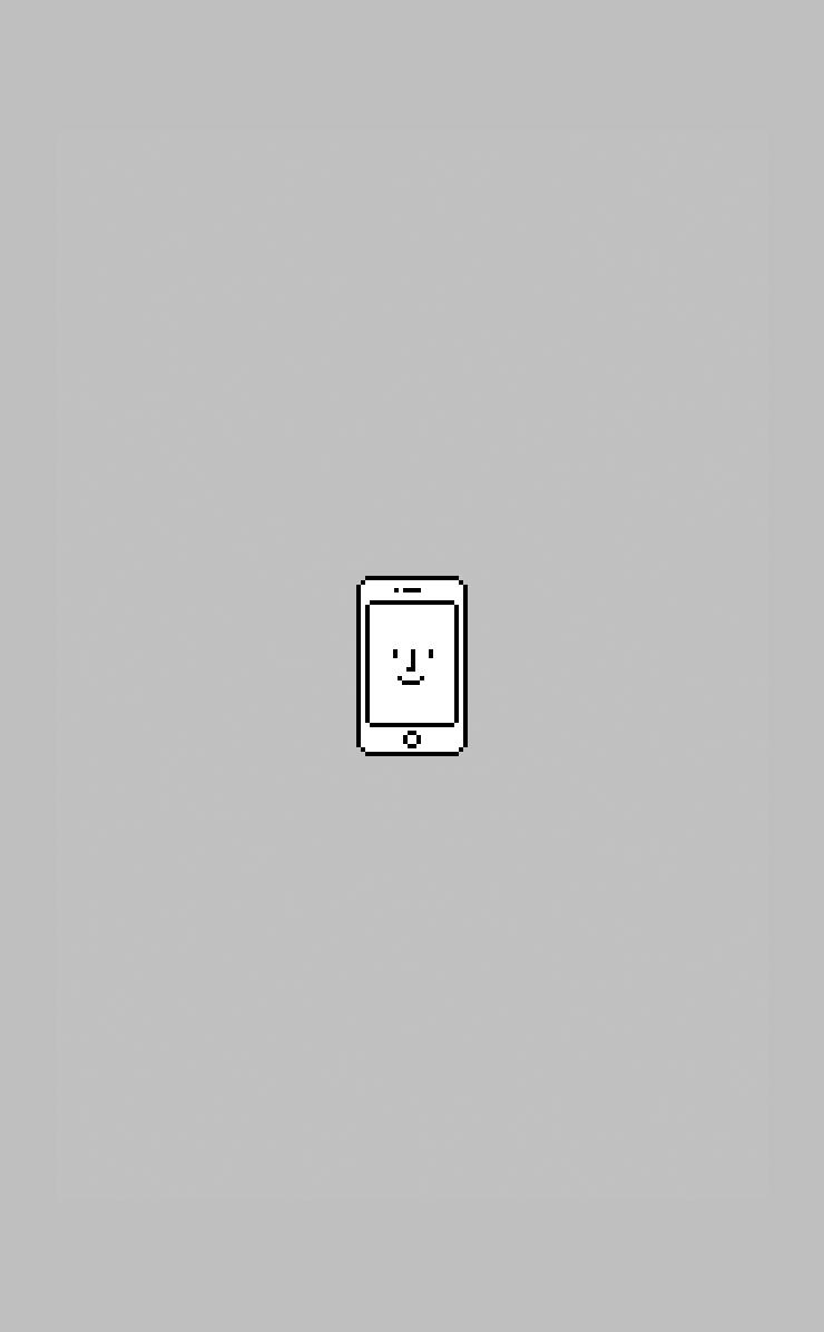 iPhone 4/4sロック画面用壁紙、視差効果対応版
