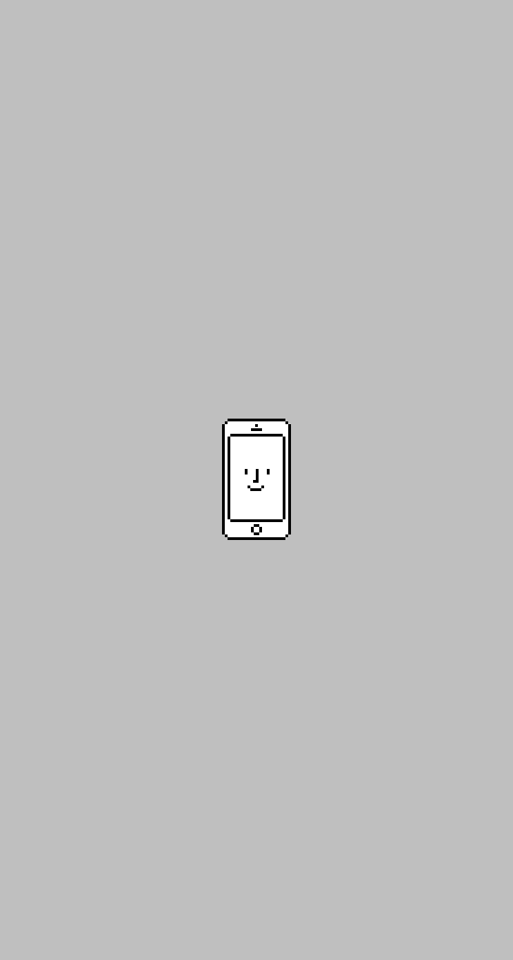 iPhone 5/5sロック画面用壁紙、視差効果対応版