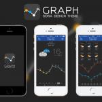わかりやすくシンプルに。それが「GRAPH」です。〜国産天気予報アプリ「SORA」のデザインテーマ「GRAPH」が出来るまで〜