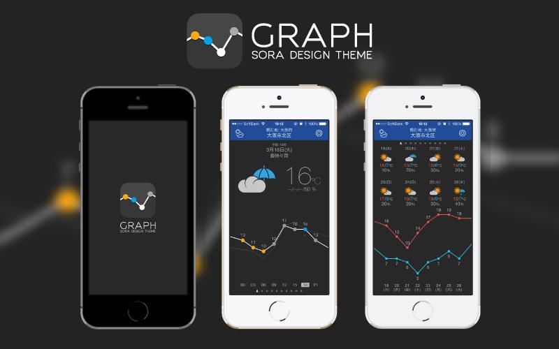 デザインテーマGRAPH