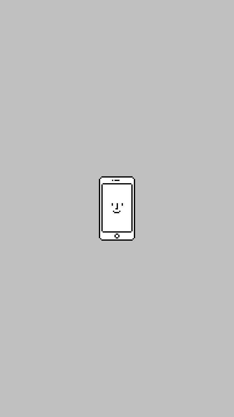iPhone 6ロック画面用壁紙(ノーマル)