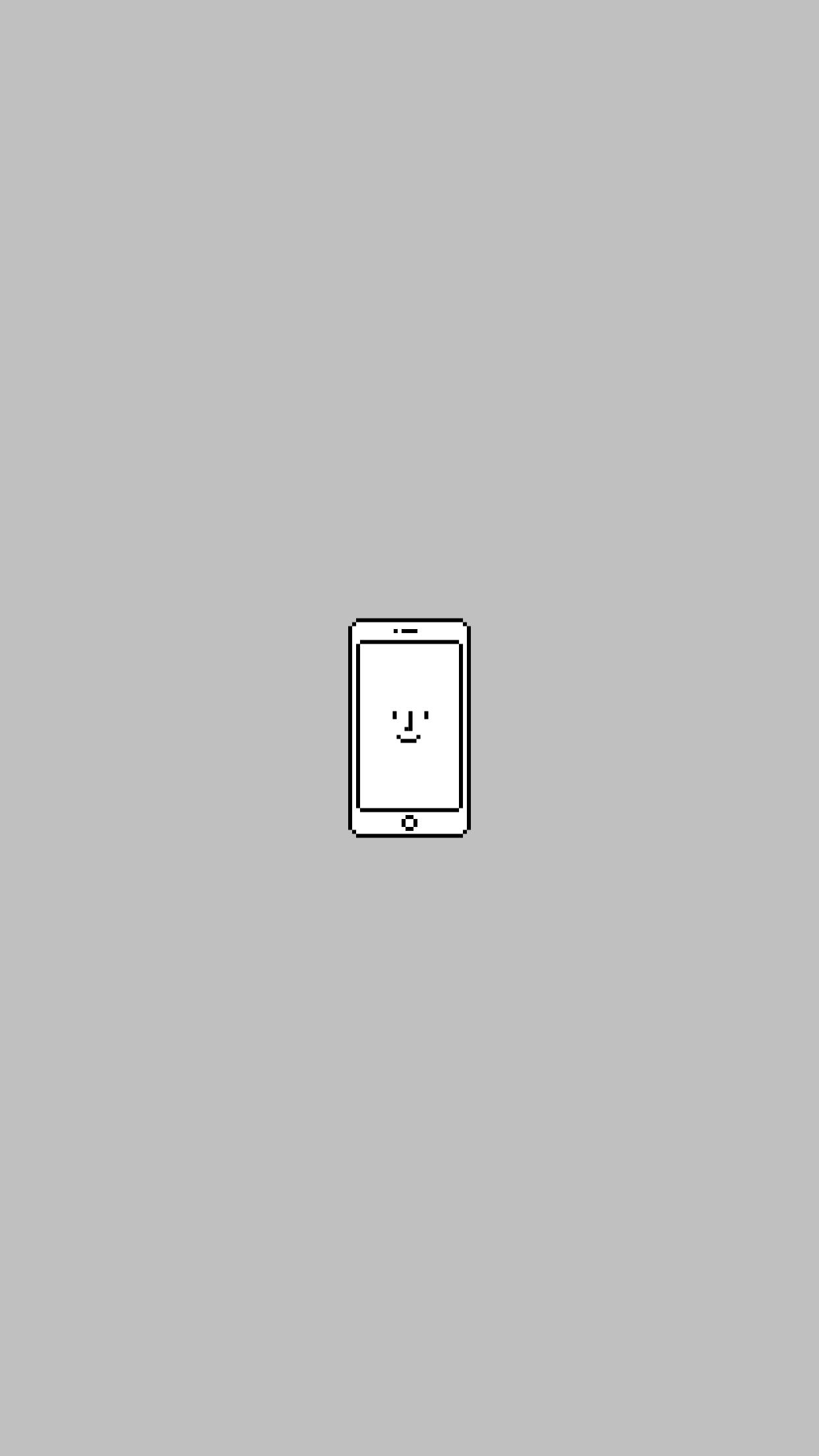 iPhone 6 Plusロック画面用壁紙(ノーマル)