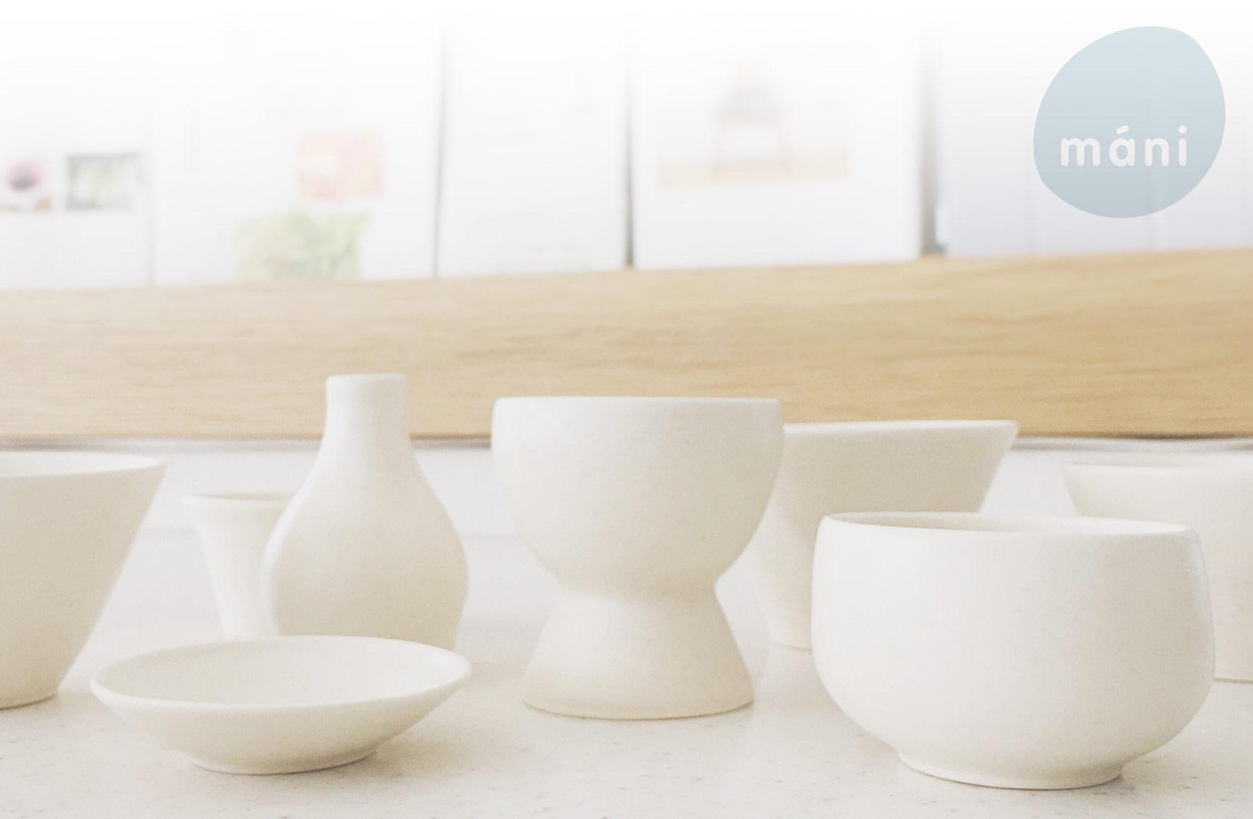 ふだん使いの陶のうつわや小物を取り扱う、アトリエ・マーニ